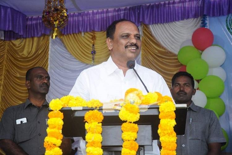 TDP misappropriated funds in two schemes alleges Andhra Min