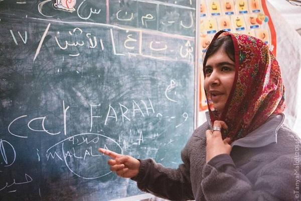 Malala becomes millionaire with book sales lectures