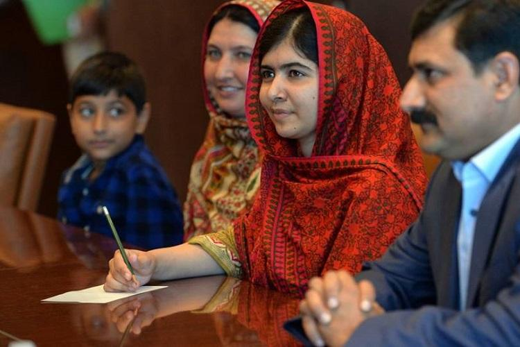 Malala Yousafzai joins Twitter vows to continue her fight for girls education