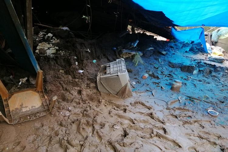 Their homes destroyed by landslides many in Kerala relief camps have nowhere to go