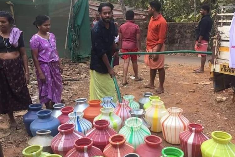 Did Muslim family stop giving water to Dalit colony in Kerala Many narratives emerge