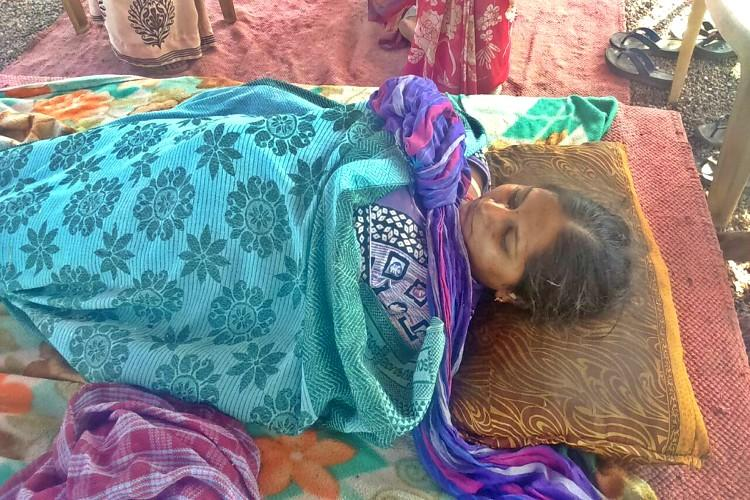 Telangana womans family forced to perform last rites outside village over bad omen