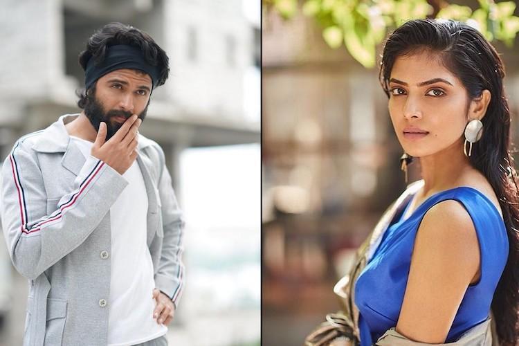 Malavika Mohanan to star in Vijay Deverakondas next