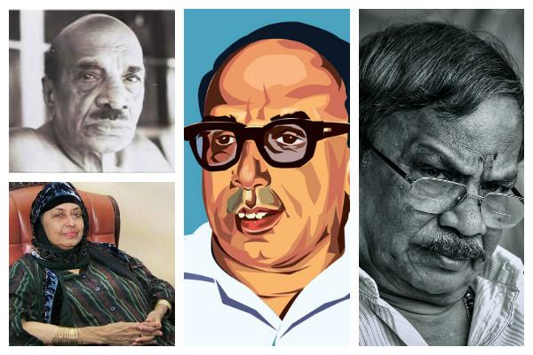 For that first plunge into Malayalam literature start with these literary giants
