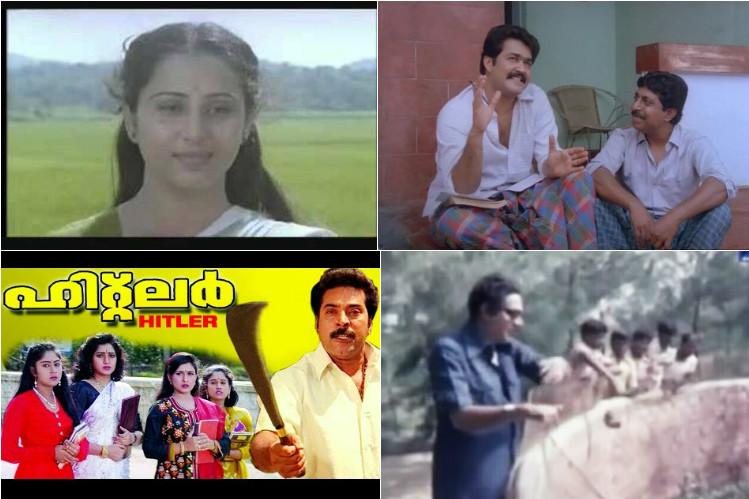 From the martyr oppol to the chronic bachelor the stock ploys of old gen Malayalam cinema