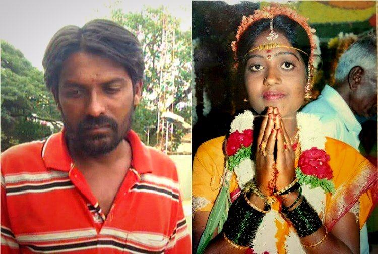 Angry with his wife for not bearing a male child this Ktaka man brutally hacks her to death