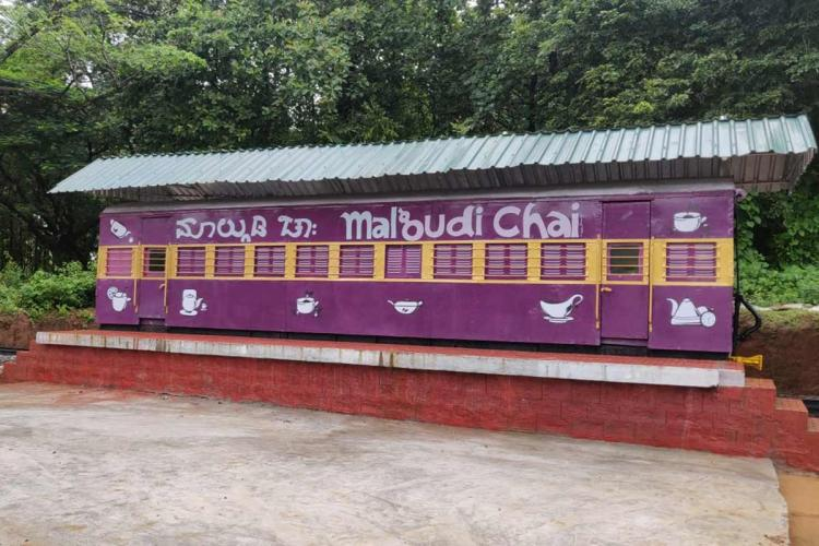 Railways have opened the Museum at the Arasalu railway station in the
