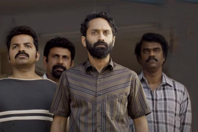 Fahadh seen as younger Sulaiman in the trailer of upcoming Malayalam movie Malik