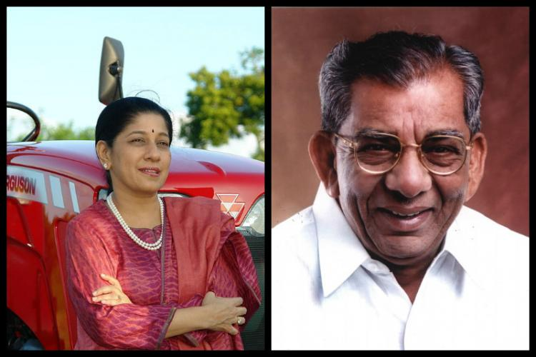 From the South TVS familys Mallika and Ktaka ministers family feature in Panama papers
