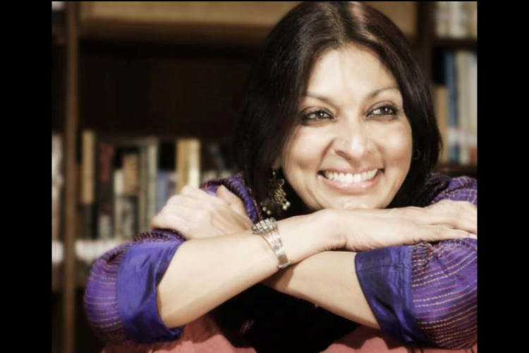 Photo of Mallika Sarabhai dancing before her mothers body in tribute goes viral