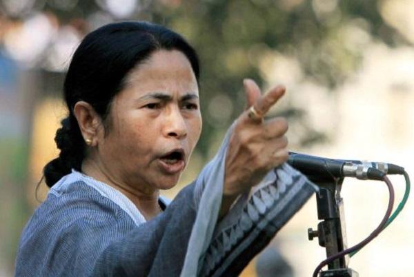 No not ten Mamata had only two factors going for her