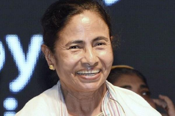 Mamata sworn in as CM of West Bengal for the second time