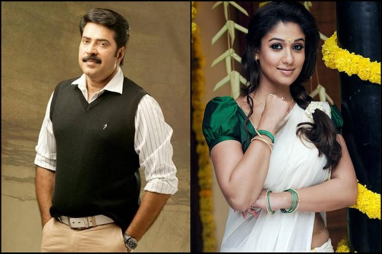Mammootty and Nayanthara to share screen space again in a biopic