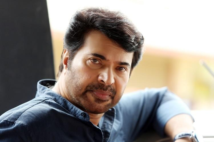 Mammootty is back on the sets of Masterpiece
