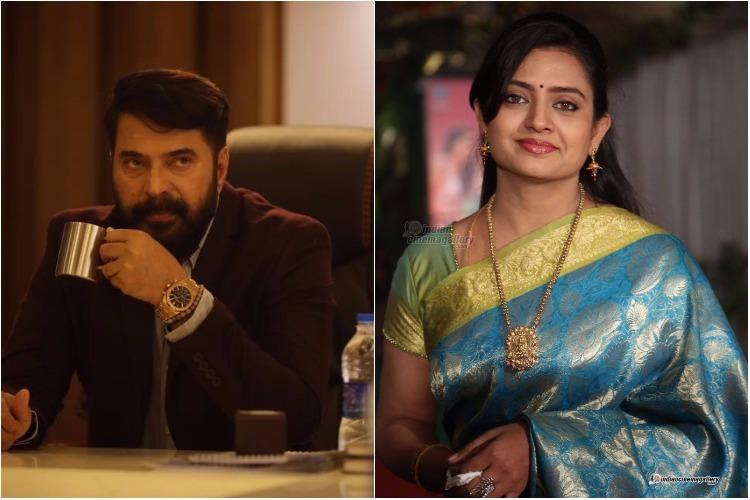 Mammootty did not appear for me in court as lawyer Actor Indraja rubbishes media reports