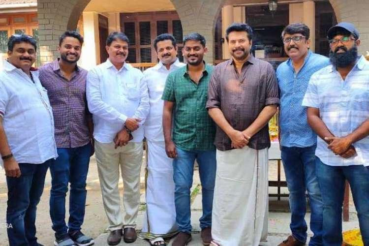Mammootty-Manju Warrier film launched
