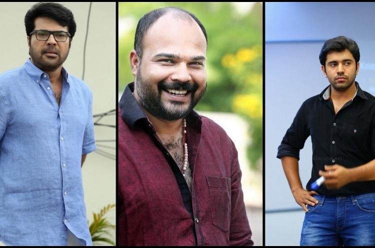 Pulimurugan director Vyshak to work with Nivin Pauly and Mammootty in separate films