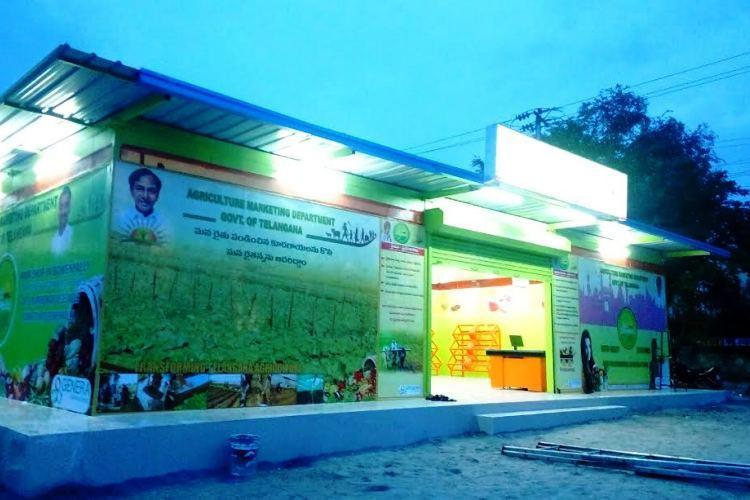 Rythu Bazaar 20 Telangana govt is attempting to revamp farm fresh veggies retail
