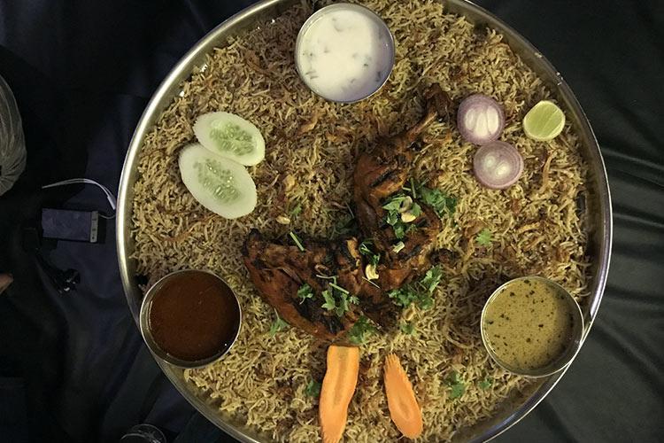 How the Arabian Mandi is giving Hyderabadi biryani a run for its money