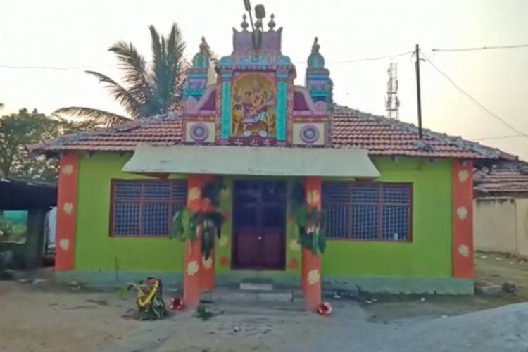 Temple, Mandya