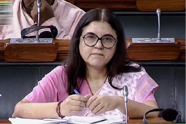 Anti-trafficking coalition demands apology from Maneka for transphobic remarks in Parl
