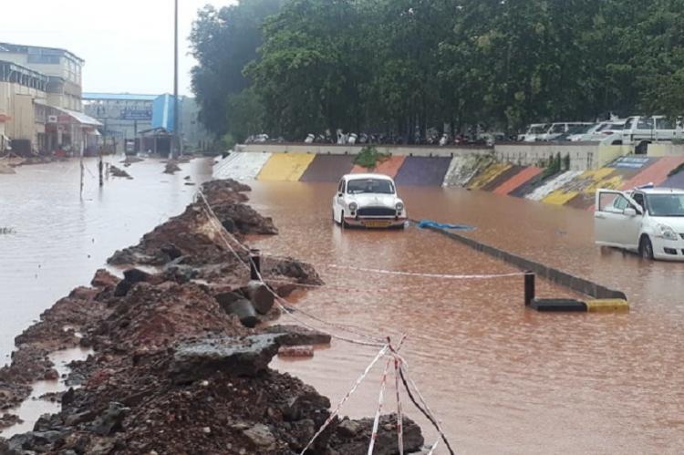 Holiday declared in Dakshina Kannada on Saturday due to possibility of heavy rain