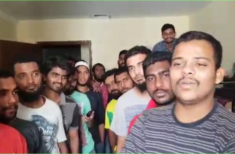 Video of Mangaluru men stranded in Kuwait after being duped by agent goes viral