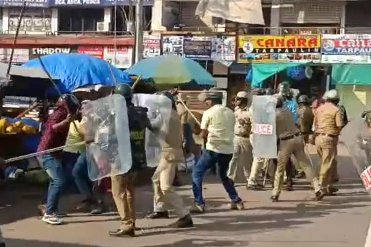 2 persons dead after violence in anti-CAA protest in Mangaluru