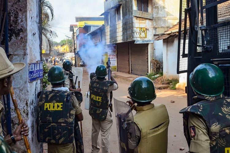 Mangaluru police action excessive targeted Muslims Fact-finding report on Dec 19 events