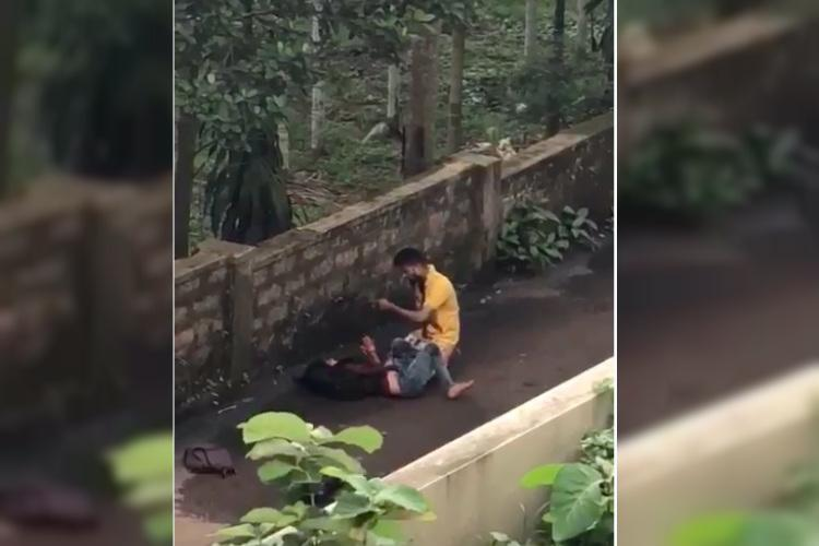 Unable to handle rejection 27-yr-old stabs woman in Mangaluru Act caught on cam