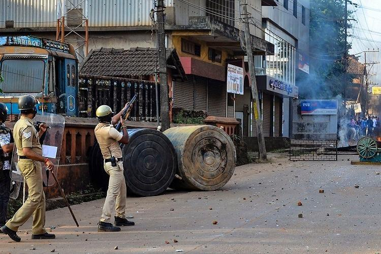 Forum formed to hear citizens on Dec 19 Mangaluru violence alleges interference by cops
