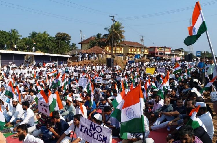 Major protest against CAA NRC held in Mangaluru first one after Dec 19 violence