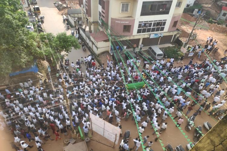 Why were bullets fired Friends of victims of Mangaluru violence question police firing