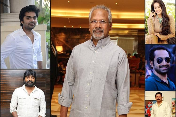 Mani Ratnam's multi-starrer to start rolling from Jan 2018
