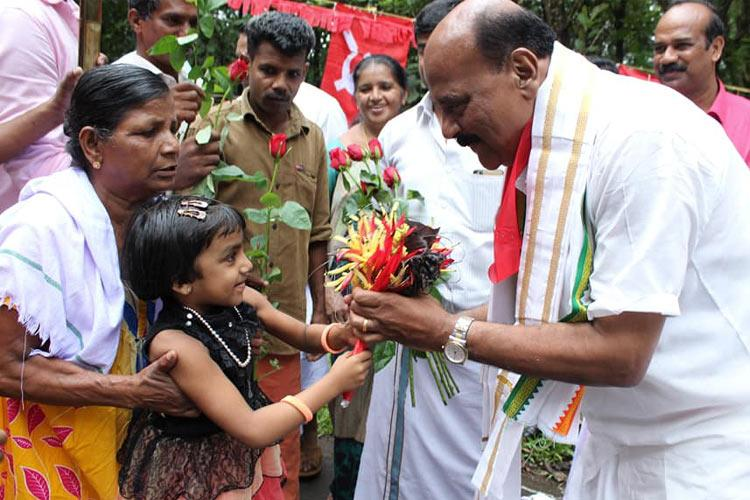 Major victory for LDF in Kerala coalition wins Pala constituency after 40 years