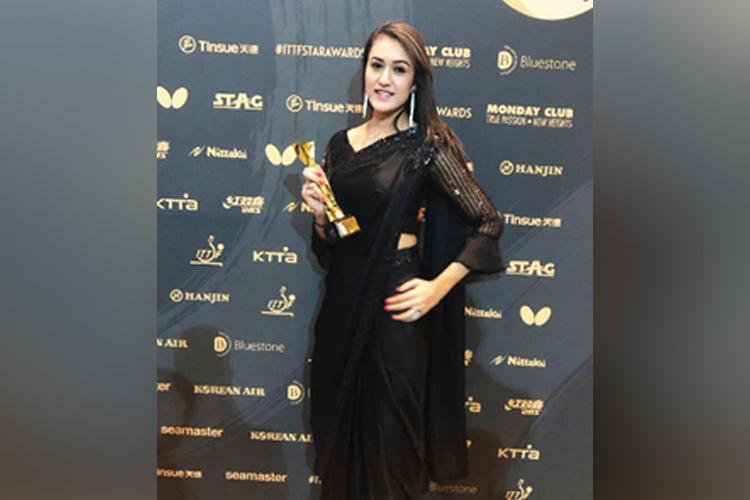 Manika Batra becomes first Indian TT player to win ITTFs Breakthrough Star award
