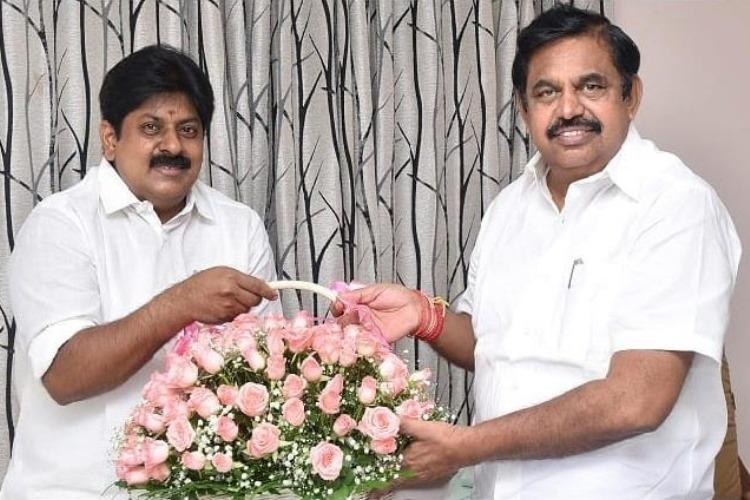 M Manikandan sacked as Tamil Nadu IT Minister allegedly over Arasu cable row