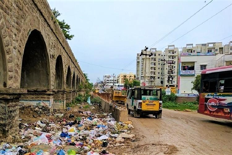 We deserve better roads Hyd residents online petition on Manikonda road gathers steam