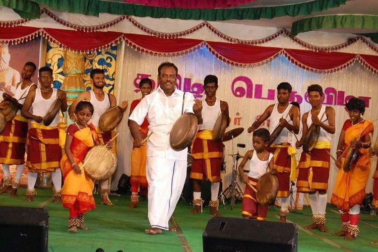 Kalaimamani awards Parai artistes allege discrimination and modern untouchability