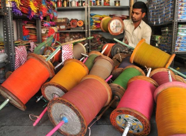 Ban the killer kite-flying thread manja PETA asks NGT