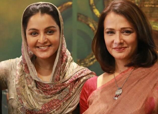 Amala Akkineni to make a comeback after 25 years to act with Manju Warrier