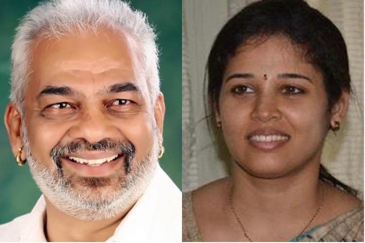 Politician vs bureaucrat war escalates Ktaka min asks EC to transfer Rohini Sindhuri IAS