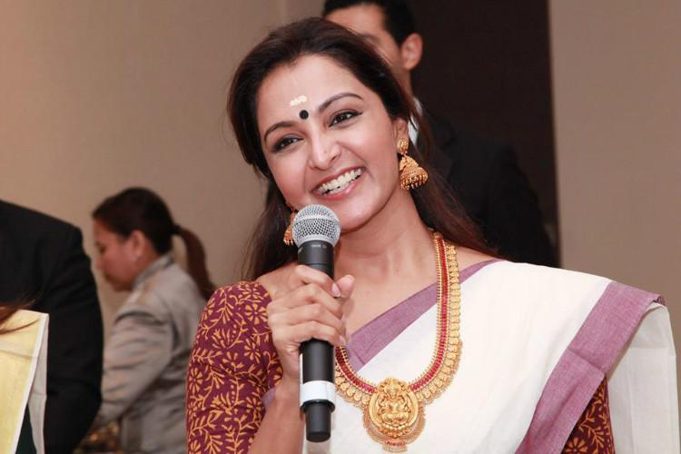 No one threatened me Manju Warrier slams media reports on tiff with people at shooting location