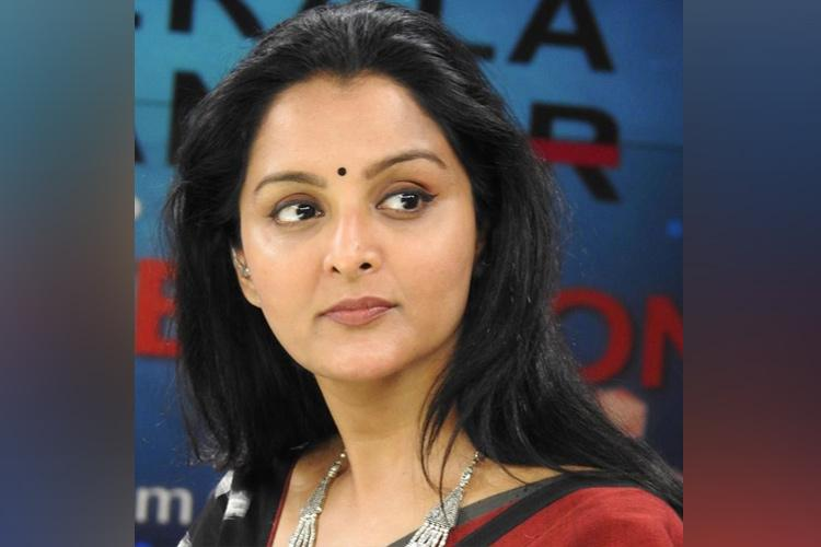 Manju Warrier deposes in court sticks to her statement about Dileep