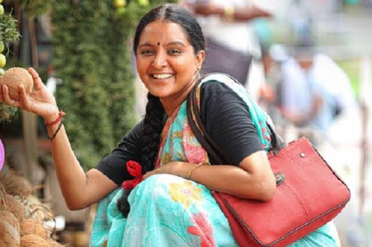 Teaser for Udhaharnam Sujatha shows Manju Warrier as single mom