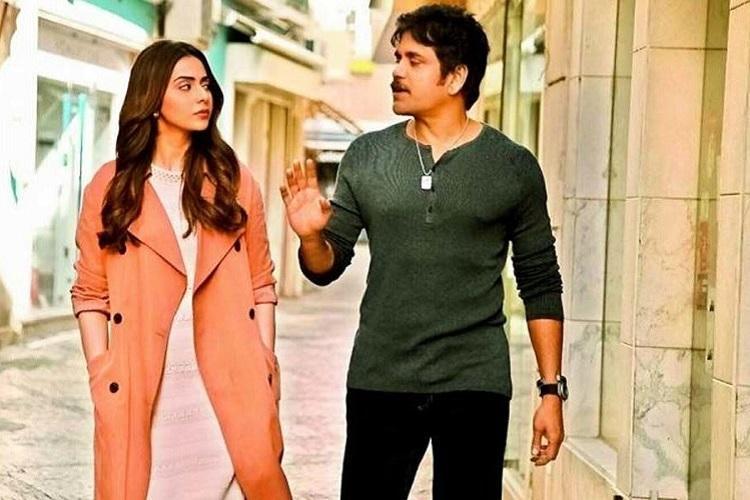 Manmadhudu 2 review Nagarjunas romcom blows hot and cold