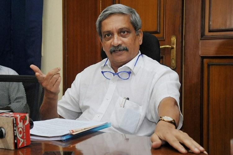 Image result for manohar parrikar