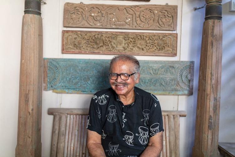 The unstoppable Manohar Devadoss on life art and winning the Padma Shri
