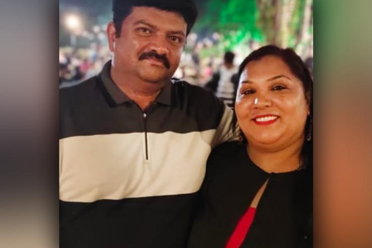 Manohar and Sheetal