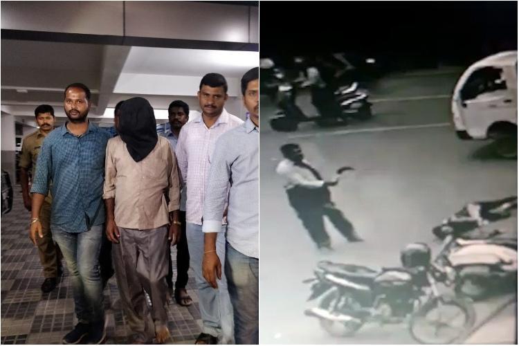 Manoharachari was dangerously drunk when he hacked daughter her husband Hyd cops